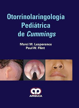 Otorrinolaringología Pediátrica de Cummings