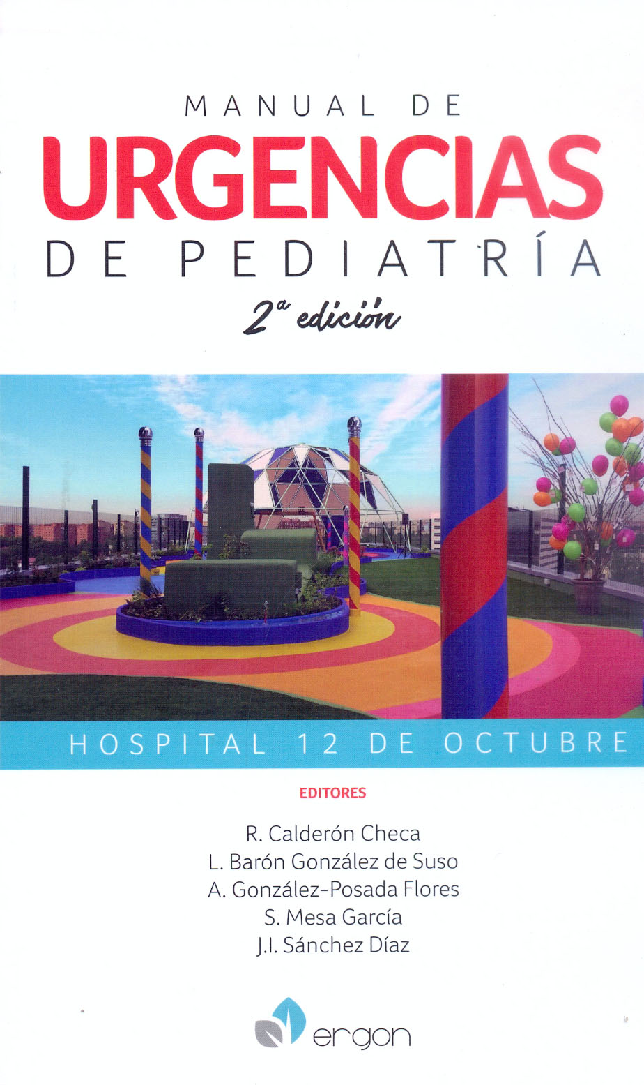 Manual de Urgencias Pediatría Hospital 12 de Octubre