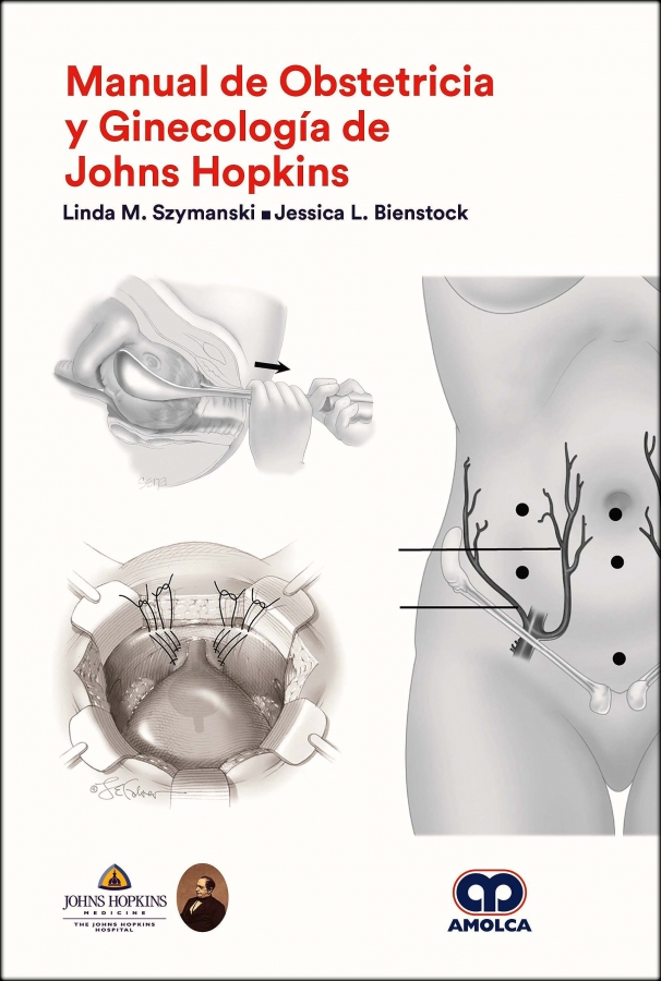 MANUAL DE OBSTETRICIA Y GINECOLOGIA de Johns Hopkins